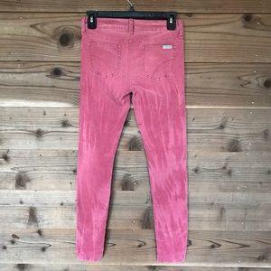 Joe's Jeans Skinny Corduroy Pants. Sz 14. VGUC